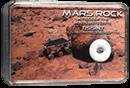 meteorite planet mars rock