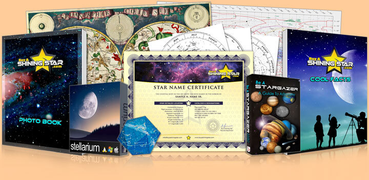 Buy A Star | Name A Star