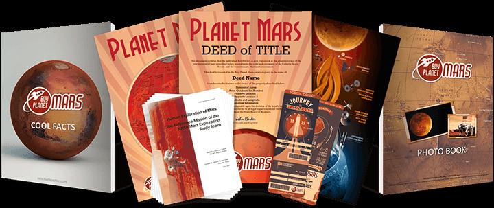 Buy Planet Mars PDF