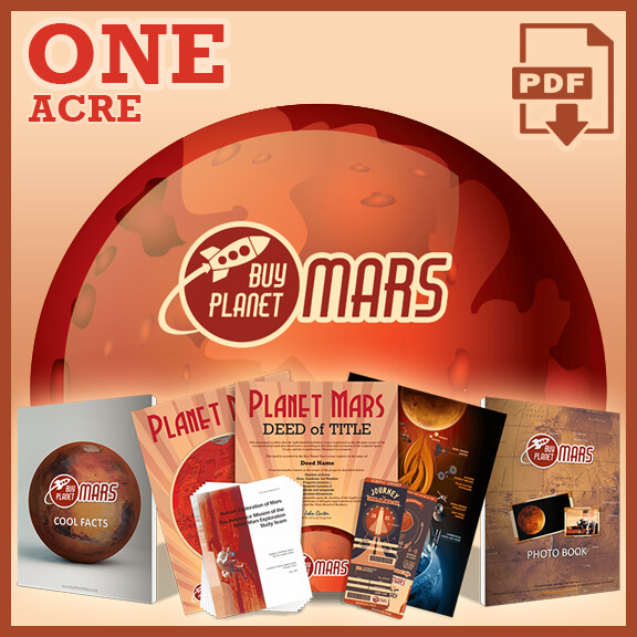 PDF Planet Mars Deed Email Download